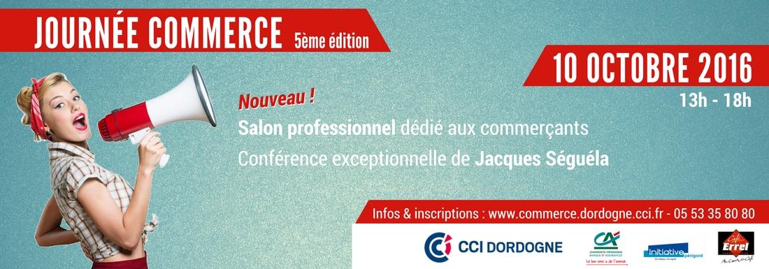JOURNÉE COMMERCE - 5ème édition