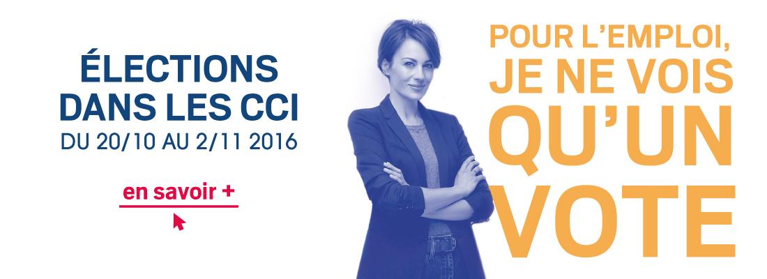 Elections dans les CCI